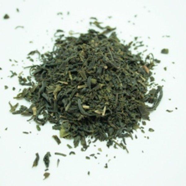 画像1: 有機釜炒緑茶(宮崎産)(リーフ100g) (1)